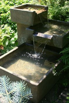 Water fountains bring great chi (energy) into your home.  Tip: Place it in upper left area of the property or space for increased abundance and prosperity!