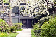 lafayette park - detroit - Mies Landscape Architecture, Interior Architecture, Interior Design, Ludwig Mies Van Der Rohe, Lafayette Park, Mackinac Island, Bauhaus, Detroit, Buildings