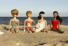 Photographer Captures The 'Simpler Times' Of The 1960s With Hilarious Barbie Portraits