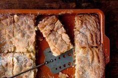 Our Thanksgiving Recipe for Missouri: St. Louis Gooey Butter Cake