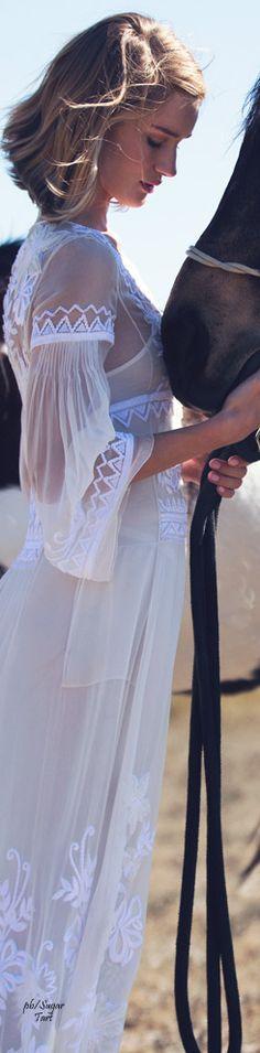 TatiTati Style  ➳➳➳ Rosie Huntington Whitely - David Bellemere | See more innovative designs! http://www.tatianaandrade.com