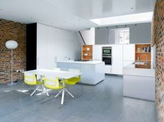 A contemporary renovation and extension to a traditional Victorian terrace in North London.