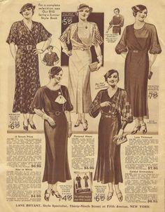 early 30s Lane Bryant dresses