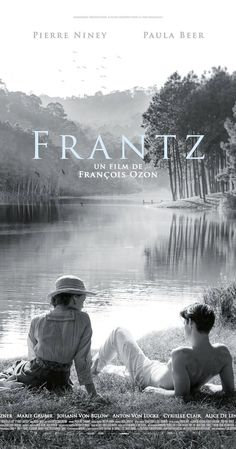 Frantz; Directed by François Ozon. With Paula Beer, Pierre Niney, Ernst Stötzner, Marie Gruber. In the aftermath of WWI, a young German who grieves the death of her fiancé in France meets a mysterious French man who visits the fiance's grave to lay flowers.