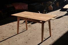 Boomtafel (bramoosterhuis.nl) Desks, Tables, Dining Table, Studio, Furniture, Home Decor, Mesas, Mesas, Dining Room Table