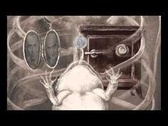 """""""El Sueño de un Comerciante"""" del libro """"La Sonrisa de Hiroshima"""" de Eugen Jebeleanu Voz de Ernesto Blanco Imagen de Santiago Caruso. www.santiagocaruso.com.ar"""