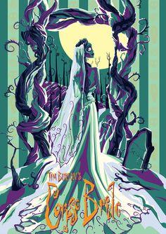 Corpse Bride Poster Remake