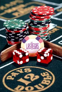 Lucky dice!   http://www.filesnews.com/wp-content/uploads/lasvegas2.jpg