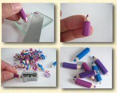 Cristalline fimo, tuto et bijoux en polymère: Ohhhhhh ! Un tutooooo !!!