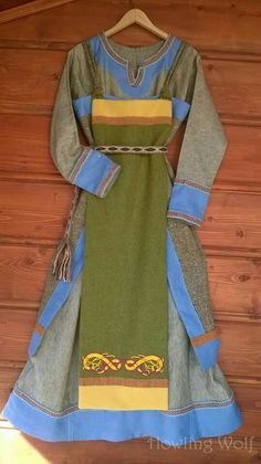 Gotlandic dress interpretation