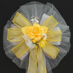 Hey, I found this really awesome Etsy listing at https://www.etsy.com/listing/196595135/golden-yellow-rose-floral-gray-wedding