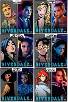 Archie comics with your character on riverdale Riverdale Funny, Bughead Riverdale, Riverdale Memes, Riverdale Season 1, Riverdale Tv Show, Riverdale Poster, Riverdale Veronica, Riverdale Netflix, Riverdale Cheryl