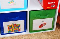 Playroom Ideas For Small Spaces | Playroom For Children : Organizing Kid's Playroom. Playroom For ...