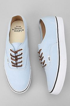need these  vans brushed twill