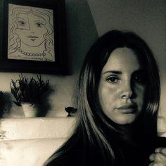 Lana Del Rey #LDR #selfie