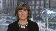 Christiane Amanpour won a Press Freedom Award earlier this week for 'extraordinary and sustained achievement in the cause of press freedom.'