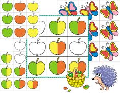 Free printable worksheets. TeachersMag.com Animal Worksheets, Fun Worksheets, Free Printable Worksheets, Free Printables, Sorting Activities, Preschool Themes, Different Bees, Cliparts Free, Create Your Own Puzzle