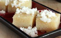 Ongol Ongol Singkong: Indonesian Steamed Cassava Cake [Vegan, Gluten-Free]   One Green Planet