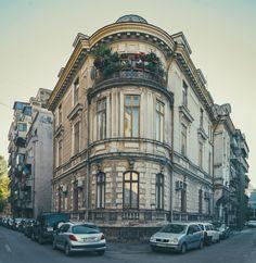 imobil de colț în cartierul armenesc  foto: Alberto Groșescu