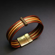 Neon Bracelets, Leather Cord Bracelets, Summer Bracelets, Leather Necklace, Leather Jewelry, Bracelets For Men, Handmade Bracelets, Handcrafted Jewelry, Jewelry Bracelets