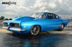 "1969 Plymouth Barracuda ""BadFish"" Pro Drag"
