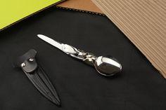 Couteau réalisé par P. Arella Crédit photo Agence Sépia