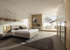 Lovely Formsch ne Kleiderschr nke und komfortable Boxspringbetten in verschiedenen Stilrichtungen laden zum Entspannen ein Finden Sie ihr Schlafzimmer by h lsta