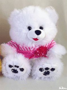 Animated gif pictures В Tatty Teddy, Teddy Bear Images, Teddy Bear Pictures, Photo Ours, Teddy Beer, Bear Gif, Teddy Day, Gifs, Beautiful Gif