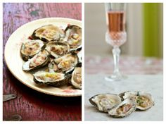 Raw Oysters with a Champagne Cucumber Mignonette   My Eastern Shore Wedding