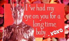 The Lord of the Rings Valentine