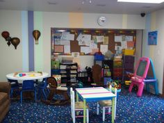 This is the RMHCCI playroom!