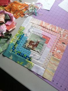 Aqua Reef Studios | the Quilt or Stitch Blog: Converging Corners - A Finished Quilt!