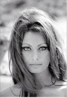 Sophia Loren - very young