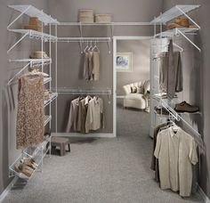 Good Questions: Tips for Turning a Bedroom Into a Closet?
