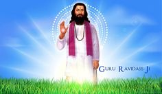High Resolution Guru Ravidas Jayanti Images Pictures Download