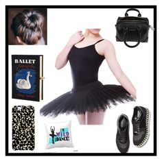"""""""Ballet"""" by kylieaaron2004 on Polyvore featuring beauty, STELLA McCARTNEY, Olympia Le-Tan, Givenchy and Uncommon"""