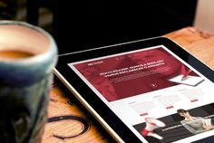 Site para a empresa Goulart Consultoria em Comunicação.