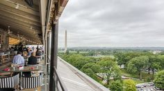 15 Essential D.C. Rooftops for Drinking and Dining - Eater DC
