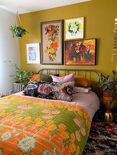 Bedroom Inspo, Home Bedroom, Bedroom Decor, Bedrooms, Decor Room, Design Bedroom, Bedroom Ideas, Interior Decorating, Interior Design