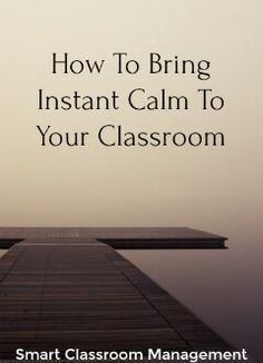 Excitability is one of the biggest causes of misbehavior. Learn how to fix it and bring instant and lasti Excitability is one of the biggest causes of misbehavior. Learn how to fix it and bring instant and lasting calm to your classroom. Classroom Behavior Management, Class Management, Behavior Plans, Behavior Charts, Classroom Behaviour, Behaviour Management, Calm Classroom, Middle School Classroom, Teaching Strategies