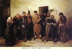 Vladimir Makovsky.  Condenarlo.