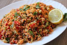 orientalischer Couscous Salat - Mein Lieblingsrezept