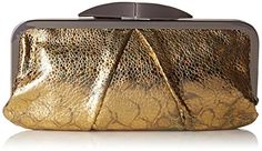 Women's Evening Handbags - HOBO Vintage Hayley Clutch Evening Bag Halo Stingray One Size * See this great product.