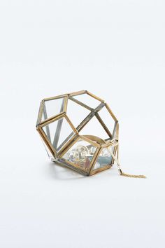 Mini Diamond Jewellery Box