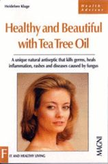 Tea Tree Oil has proven effective in healing fungus, bacteria, muscle and joint pains, sunburns, warts, and open wounds.