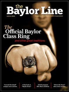 Spring 2012 Baylor Line Magazine!