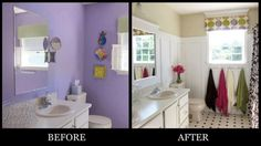 If you want to find the other ideas or articles about Cheap Bathroom Makeovers just push the next button or previous button on right and left side of this image.