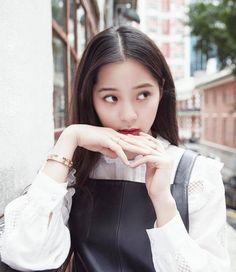Angelina Danilova, Beautiful Chinese Women, Im Jin Ah, Ulzzang Korea, Girl Artist, Chinese Actress, Korea Fashion, Girl Crushes, Asian Girl