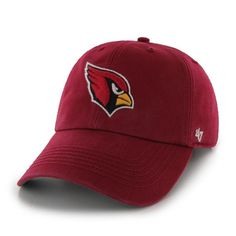 46c1455d8a200 Arizona Cardinals Franchise Dark Red 47 Brand Hat