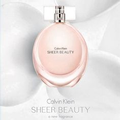 Perfume feminino Sheer Beauty de Calvin Klein!